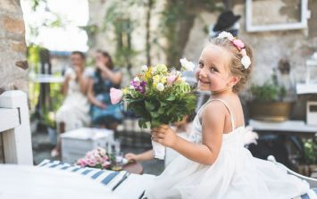 If you've got kids coming to your wedding, check out this company