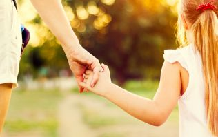 Mum shares impassioned post depicting 'peaceful co-parenting'