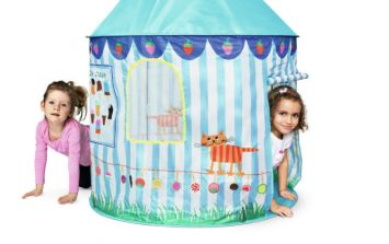 Playtime: 5 glorious tents that your kids will adore (whatever the weather)