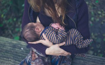 Trans woman becomes first in the world to breastfeed her child