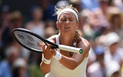 Former world number one tennis star on juggling 'child care and a career'