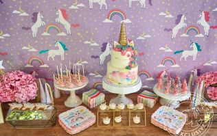 Guilt a 'key factor' in how much parents spend on kids' parties, survey shows
