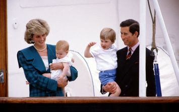 These are the names Prince Charles had originally picked for William and Harry