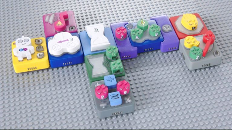 These genius blocks are turning computer coding into a game