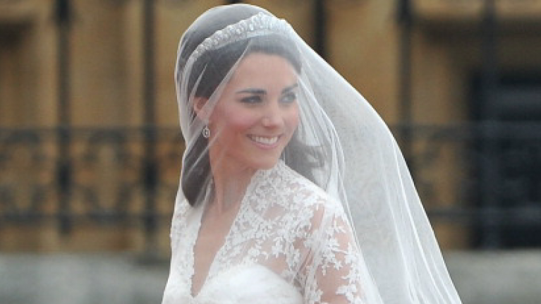 Kate Middleton deviated from royal tradition on her wedding and it created some tension