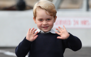 This is the name that Prince George was called in school