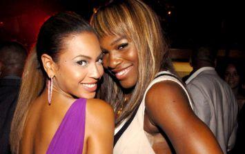 Beyoncé posts stunning photo to congratulate new mum Serena