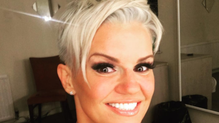 Kerry Katona shares new romance with this loved-up snap