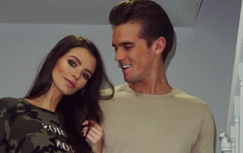 Gaz Beadle's pregnant girlfriend Emma McVey targeted by trolls over weight