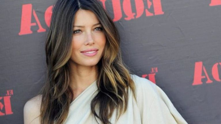 Jessica Biel is being mum-shamed over this 'strange' moment with her son