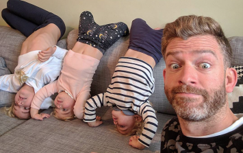 Dad's hilariously relatable Instagram post proves weekends are no break for parents