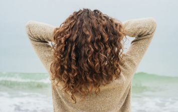 I found the €28 hair saviour that's a must for humid Irish weather