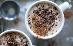 Slow cooker hot chocolate is the delicious icy weather treat we all need