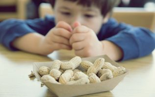 Why nut allergy sufferers should be always be wary of the surfaces around them