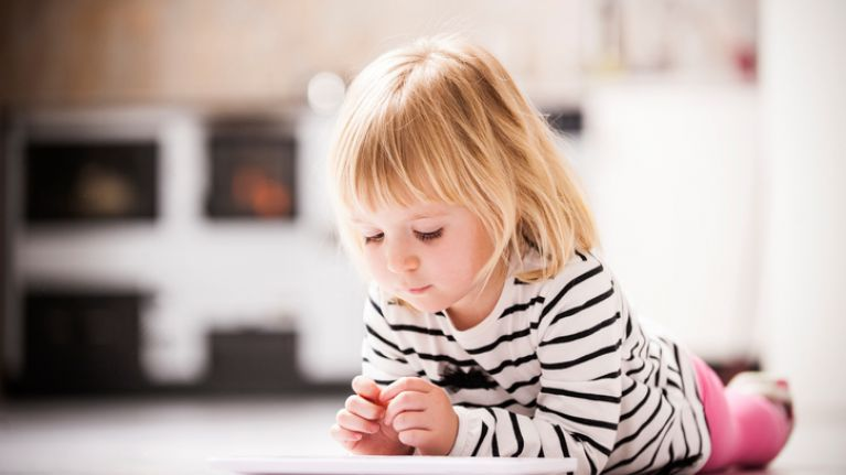 Five simple ways to help break your children's screen habit