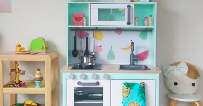 Astoundingly beautiful IKEA kitchen hacks for kids (that are NOT difficult to DIY)
