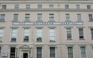 Gardaí investigating after baby girl falls from third-floor window in Dublin