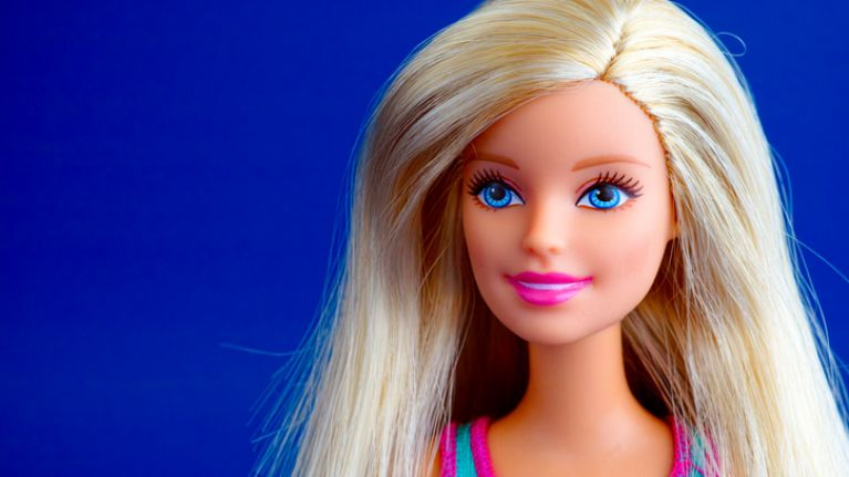 Playing Barbies even ONCE can make children see thin as the ideal