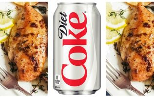 Diet Coke Chicken Is The Low-Calorie Dinner You NEED In Your Life Right Now