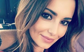 Everyone had the same reaction to Cheryl's first post-baby interview