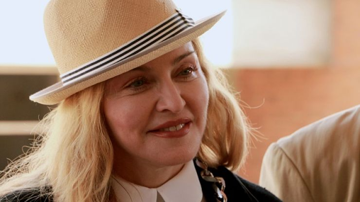 Madonna Has Just Been Given Permission To Adopt Twin Girls From Malawi