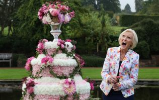 Guess who's replacing Mary Berry on GBBO? (Hint: it's a PRUdent choice)