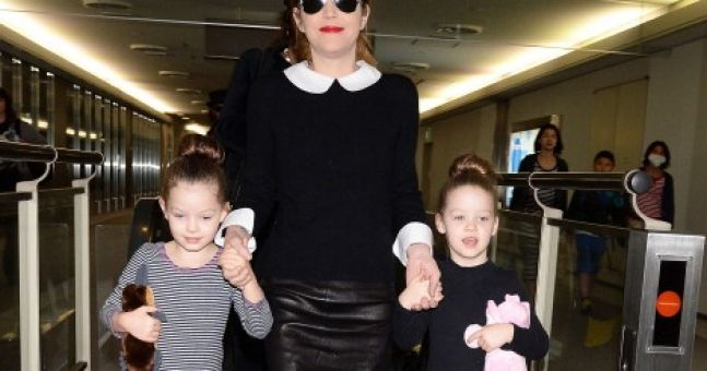 Lisa Marie Presley's 8 year old twins have been taken into care