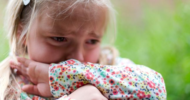 How to spot if your child's anxiety is out of control