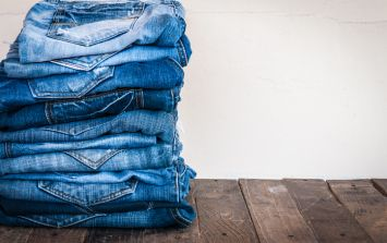 The one important tip to keep in mind when washing jeans