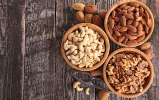 Eating nuts could seriously boost a man's sperm count, says study