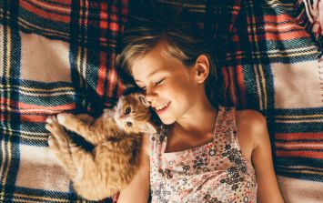7 reasons why raising your kids with a pet is the best thing EVER