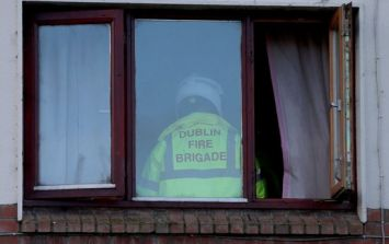 Fatal Dublin house fire could have been caused by a candle left beside the TV