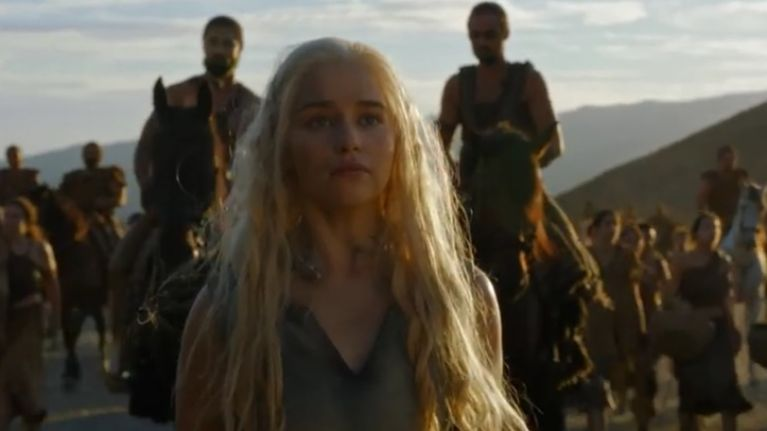 Mother who named her baby Khaleesi says Daenerys did nothing wrong