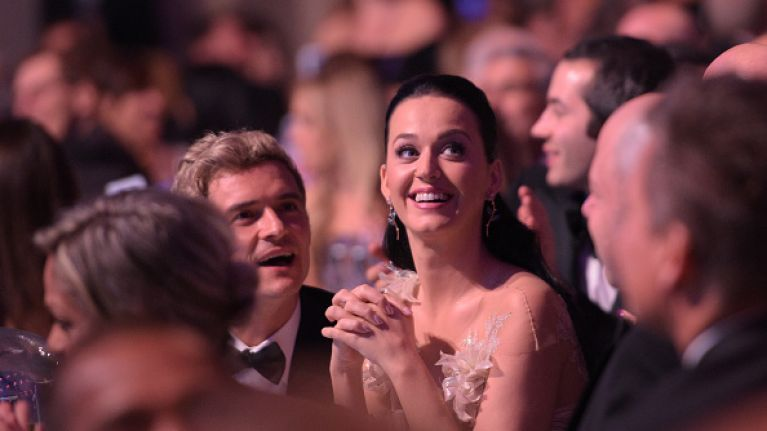 Katy Perry is 'back together' with one of her exes