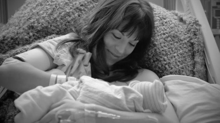 This mum's birth story is one of the most raw and powerful things you will ever read