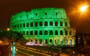 A total of 278 landmarks in 44 countries: the day the world turned green