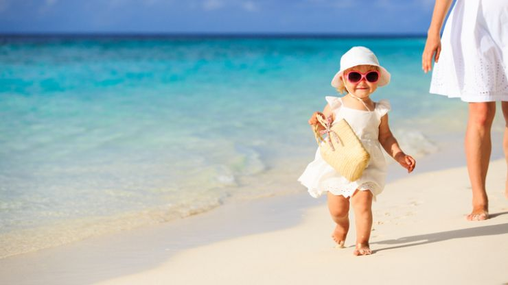 Gorgeous summer-inspired baby names: 10 ideas for girls and 10 for boys