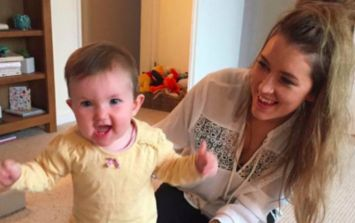 'Yes, I cuddled her when she cried...' one mum's powerful response to being judged