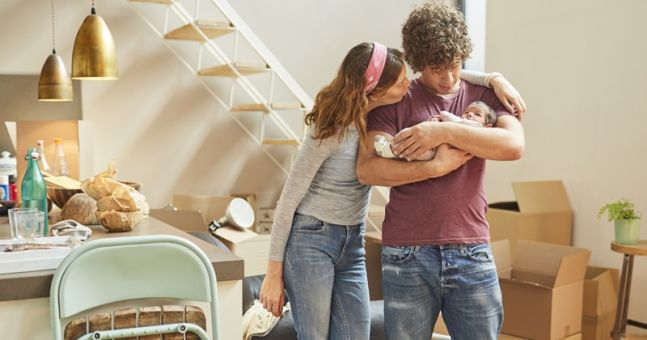 This is how long it takes first-time buyers to sort out their furniture