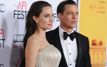 Angelina and Brad have spoken for the first time since their split