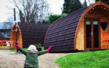 Castles, bikes and a hero dog: five go glamping in Galway