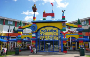 Legoland is giving free entry to anyone with these names