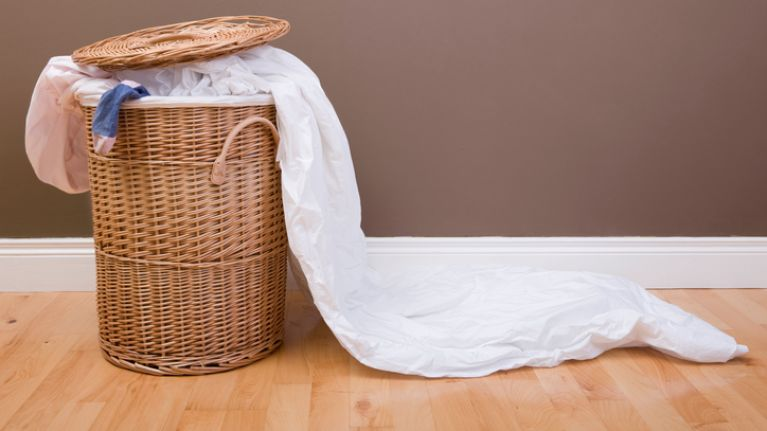 Mum's quick-and-easy laundry hack will cut your washing time in half