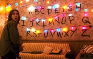 This Stranger Things gender reveal is pretty out of the ordinary (but so cute)