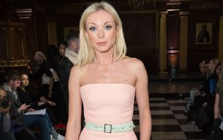 Helen George's baby was born so early she got to go to her own baby shower