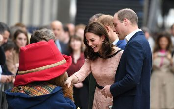 Kate Middleton makes surprise appearance as she steps out with Prince William