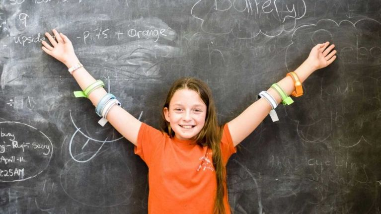 The Junior Entrepreneur Programme aimed at 5th and 6th class