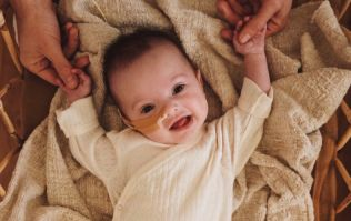 Mum's heartbreaking plea for baby with extremely rare condition