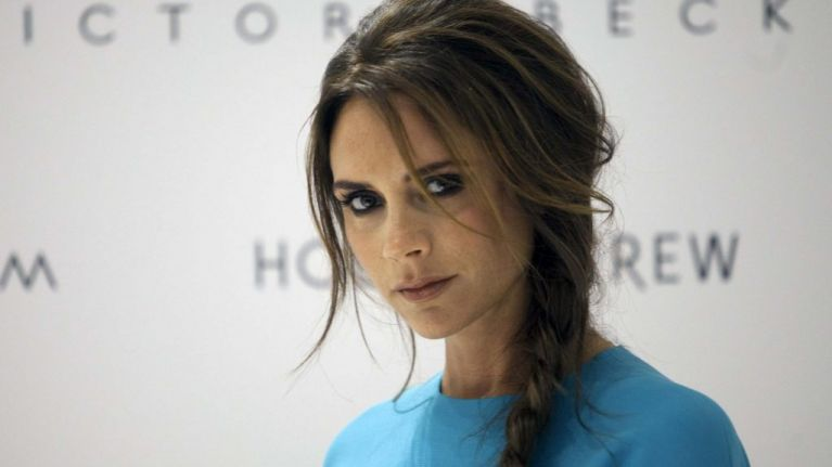 Victoria Beckham's adorable footage of their family getaway in the snow