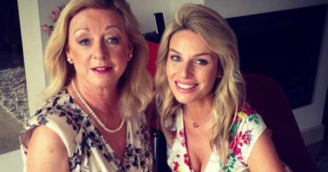 Pippa O'Connor posts emotional anniversary tribute to her late mum
